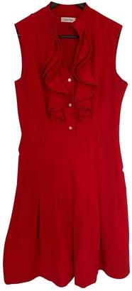 Calvin Klein Red Dress for Women