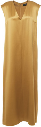 Joseph Donall Silk-satin Maxi Dress