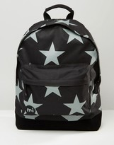 Mi-Pac Stars XL Backpack In Black