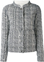 Herno patterned reversible puffer jacket - women - Feather Down/Polyamide - 42