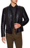 Fendi Quilted Leather Jacket