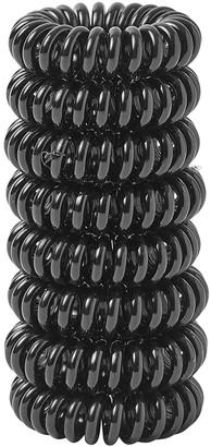 Kitsch 8 Pack Hair Coils Black