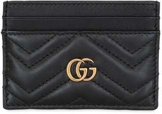 Gucci GG MARMONT 2.0 LEATHER CARD HOLDER
