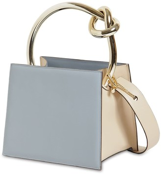 Benedetta Bruzziches Anais Small Leather Top Handle Bag