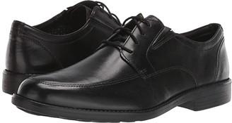 Bostonian Birkett Apron (Black Leather) Men's Shoes