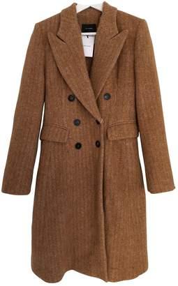 Isabel Marant Orange Wool Coat for Women
