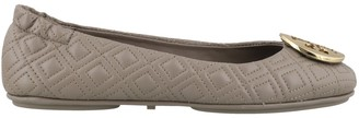 Tory Burch Minnie Travel Quilted Ballet Flat