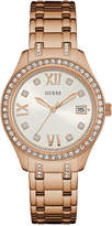 GUESS Women's Waverly Rose Gold-Tone Stainless Steel Bracelet Watch 38mm U0848L3