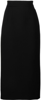 Dolce & Gabbana High-Waisted Pencil Skirt