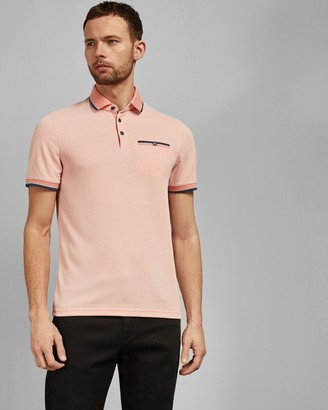 Ted Baker HABTAT Soft touch polo shirt