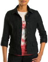 Olsen Havana Club Button-Front Jacket
