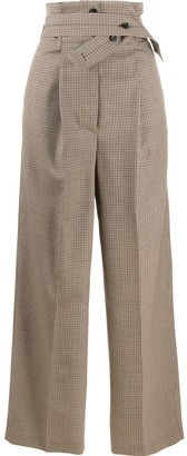 Paul Smith Tailored Belt Wrap Trousers