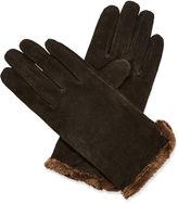 Isotoner Suede Gloves