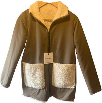 Oakwood Khaki Wool Coats
