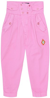 The Animals Observatory Camel cotton pants