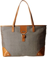 Hartmann Herringbone Luxe - Shoulder Bag