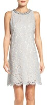 Eliza J Women's Embellished A-Line Dress