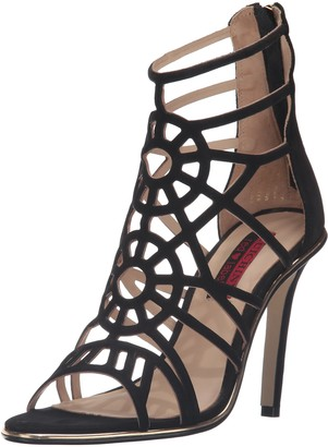 Luichiny Women's Ask A Girl Dress Sandal