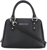 Armani Jeans top handle crossbody bag - women - Polyurethane - One Size