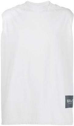 Rick Owens oversized tank top