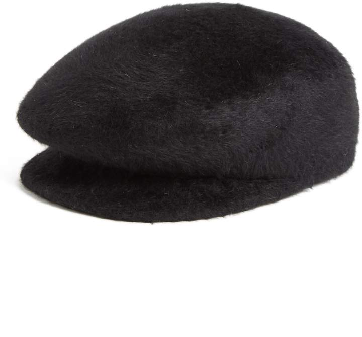 Gigi Burris Millinery Tully Rabbit Fur Felt Newsboy Cap