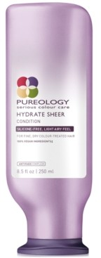 Pureology Hydrate Sheer Conditioner, 8.5-oz, from Purebeauty Salon & Spa