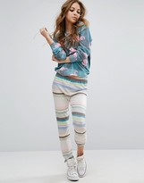 Wildfox Couture Stripe Sweatpant