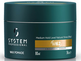 System Professional Man Wax Pomade 80ml