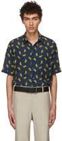Fendi Navy Banana Shirt