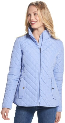 Gallery Quilted Scuba Jacket