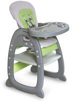 Badger Basket Envee II Convertible High Chair & Play Table