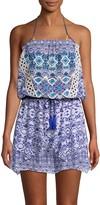 Ramy Brook Salima Print Coverup Dress