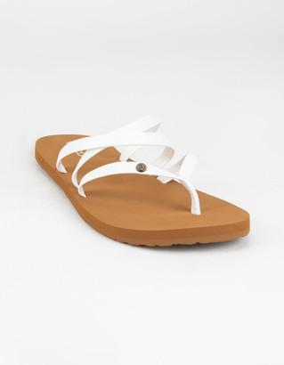 Volcom Easy Breezy II Leopard Womens Sandals