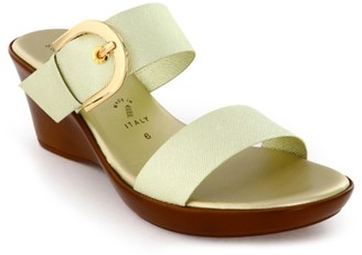 Italian Shoemakers Ellilet Wedge Sandal
