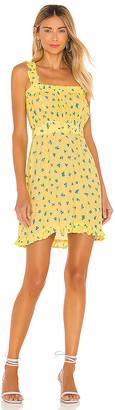 Faithfull The Brand Mid Summer Mini Dress