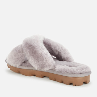 UGG Women's Fuzzette Sheepskin Slide Slippers