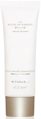 Namaste Rituals The Ritual of Velvety Smooth Cleansing Foam