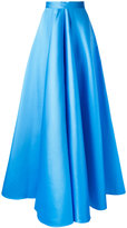 Maison Rabih Kayrouz pleated skirt - women - Silk/Polyester - 38