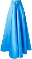 Maison Rabih Kayrouz pleated skirt - women - Silk/Polyester - 38