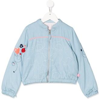 Billieblush Embroidered Reversible Jacket