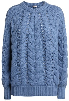 Brunello Cucinelli Cable-Knit Sweater
