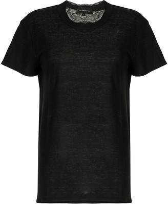 Lee Mathews Tilly linen T-shirt