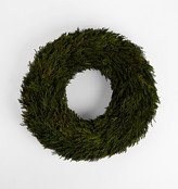 Rejuvenation Preserved Cypress Wreath