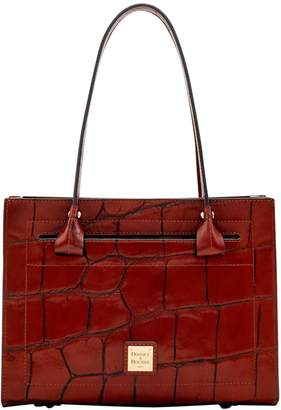 Dooney & Bourke Denison Beacon Janine Satchel