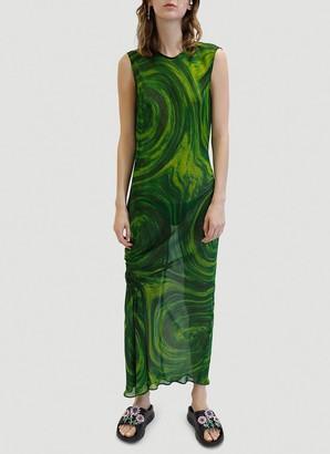 Collina Strada Sleeveless Maxi Dress