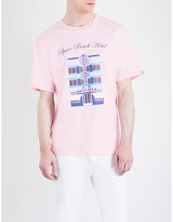 Billionaire Boys Club Space Hotel cotton-jersey T-shirt