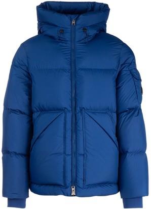 Woolrich Sierra Supreme Padded Down Jacket