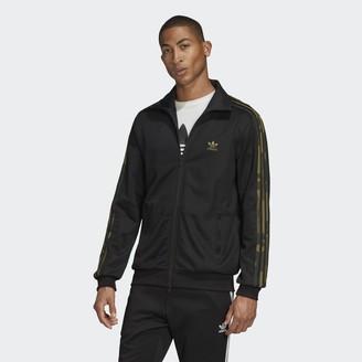 adidas Camouflage Track Jacket