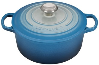 Le Creuset Limited Time Blue Ombre 4.5 qt. Signature Round Dutch Oven