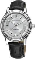 Revue Thommen Men's 12200.2538 Classic Mens Leather Strap Automatic Dial Watch